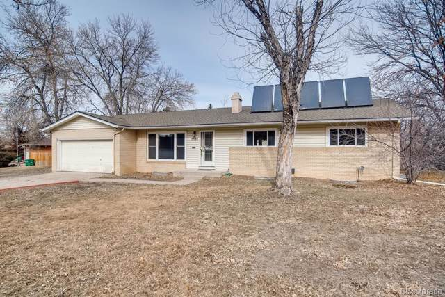 5585 Happy Canyon Road, Denver, CO 80237 (#4858624) :: The Healey Group
