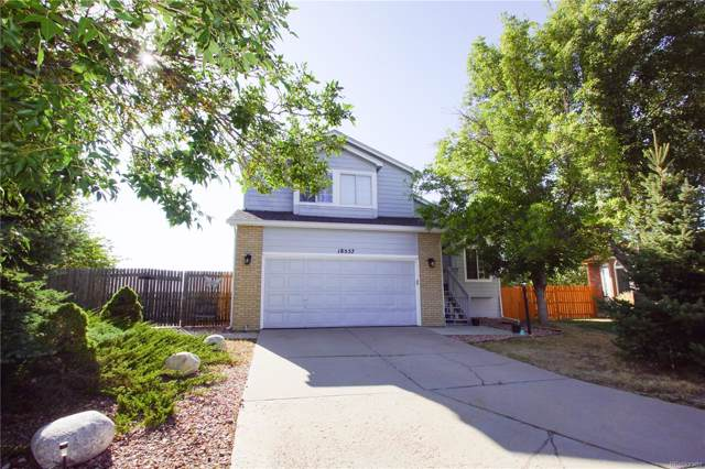 18557 E Hamilton Drive, Aurora, CO 80013 (#4858640) :: The Heyl Group at Keller Williams