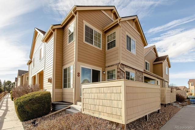 2567 Cutters Circle #103, Castle Rock, CO 80108 (#4858675) :: The DeGrood Team