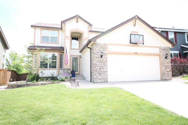 3311 Thistlebrook Circle, Highlands Ranch, CO 80126 (#4858746) :: The Heyl Group at Keller Williams