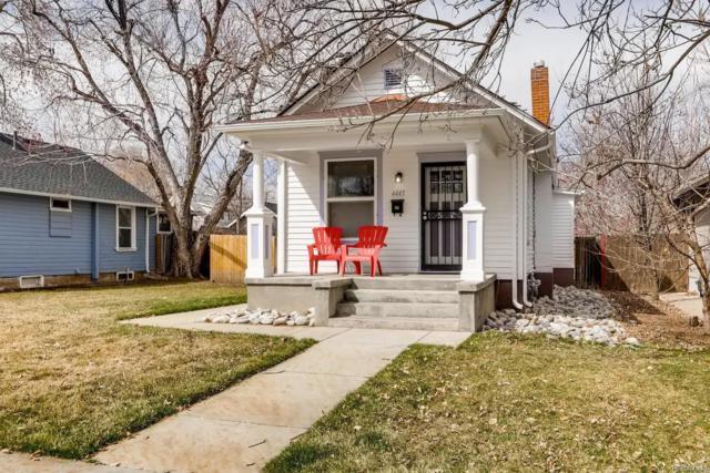 4445 Perry Street, Denver, CO 80212 (#4859230) :: The Peak Properties Group