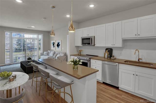 155 S Monaco Street Parkway #204, Denver, CO 80224 (MLS #4859375) :: 8z Real Estate