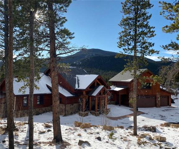 11792 Camp Eden Road, Golden, CO 80403 (#4859431) :: The Dixon Group