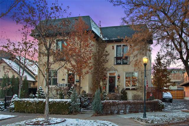 2529 Tremont Place, Denver, CO 80205 (#4859707) :: The DeGrood Team