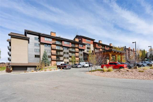 2420 Ski Trail Lane #413, Steamboat Springs, CO 80487 (#4860033) :: The DeGrood Team
