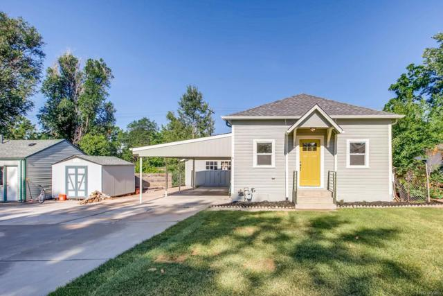 4615 S Grant Street, Englewood, CO 80113 (#4860228) :: My Home Team