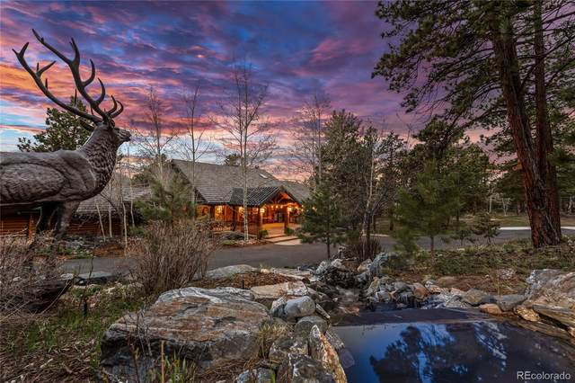 24950 Pleasant Park Road, Conifer, CO 80433 (#4860577) :: The DeGrood Team