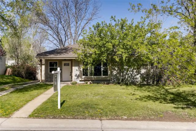 1225 S Glencoe Street, Denver, CO 80246 (#4861071) :: The Pete Cook Home Group