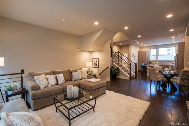 55 W 10th Avenue, Denver, CO 80204 (#4861272) :: Wisdom Real Estate