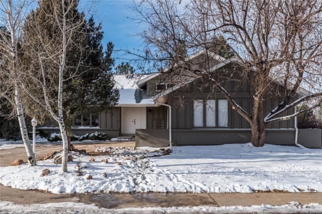 6580 S Heritage Place, Centennial, CO 80111 (MLS #4861356) :: 8z Real Estate