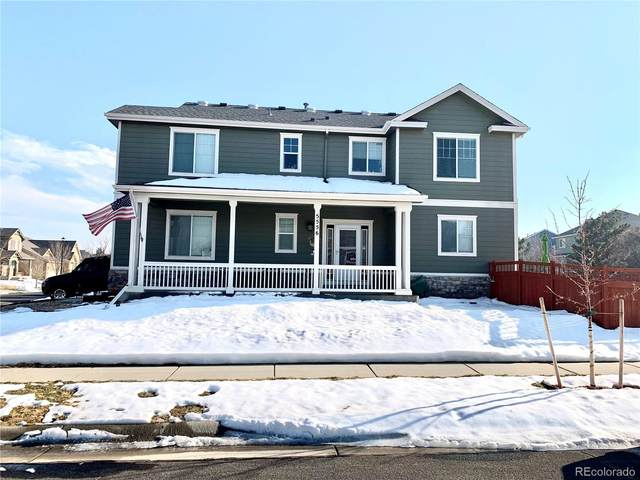 5556 Yarrow Street, Brighton, CO 80601 (MLS #4861439) :: The Sam Biller Home Team