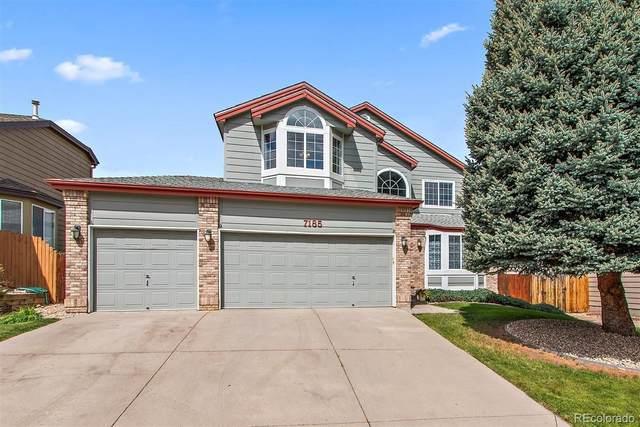 7185 S Acoma Way, Littleton, CO 80120 (#4861555) :: Peak Properties Group