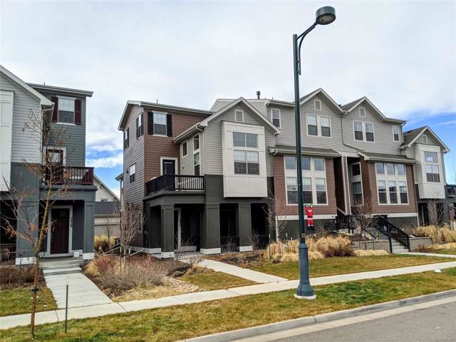 5437 Valentia Street, Denver, CO 80238 (MLS #4862187) :: Neuhaus Real Estate, Inc.