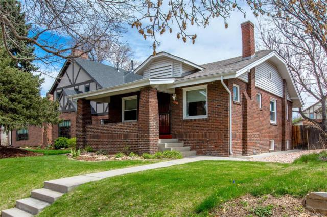 2570 Glencoe Street, Denver, CO 80207 (#4862430) :: HomePopper