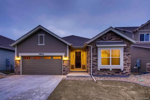 2080 Boise Court, Longmont, CO 80504 (MLS #4862470) :: Kittle Real Estate