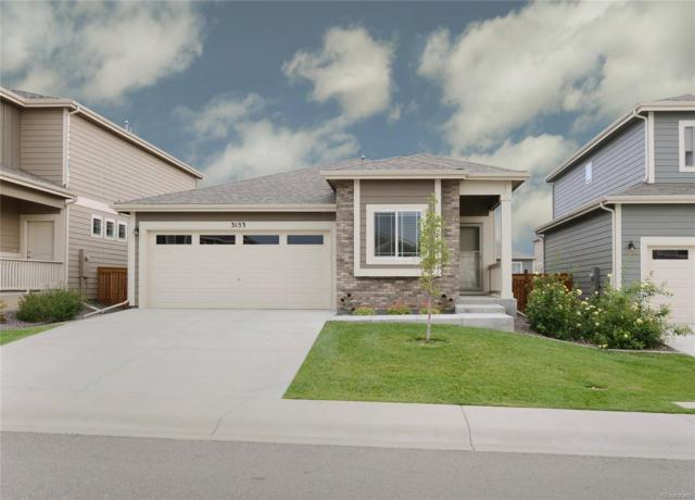 3153 Benfold Street, Loveland, CO 80538 (#4862525) :: The Griffith Home Team