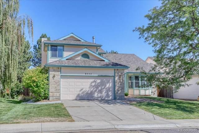 8442 Oak Street, Arvada, CO 80005 (#4862644) :: The Griffith Home Team