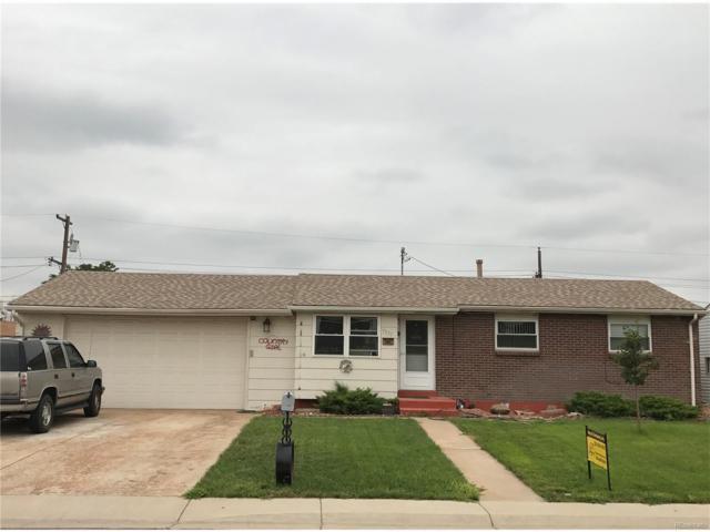 7831 Larkwood Street, Commerce City, CO 80022 (MLS #4864653) :: 8z Real Estate