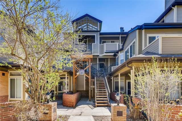 6001 S Yosemite Street A205, Greenwood Village, CO 80111 (#4864928) :: The HomeSmiths Team - Keller Williams
