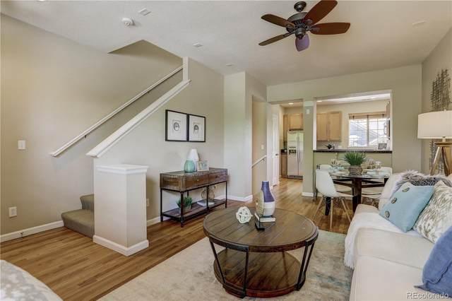 7440 E 8th Avenue #27, Denver, CO 80230 (#4865120) :: Briggs American Properties