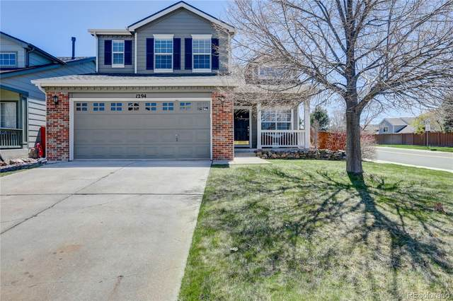 1294 Mulberry Lane, Highlands Ranch, CO 80129 (#4865169) :: Mile High Luxury Real Estate