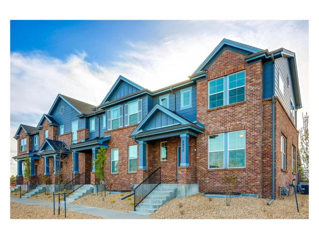 4927 S Algonquian Way, Aurora, CO 80016 (#4865576) :: The Sold By Simmons Team