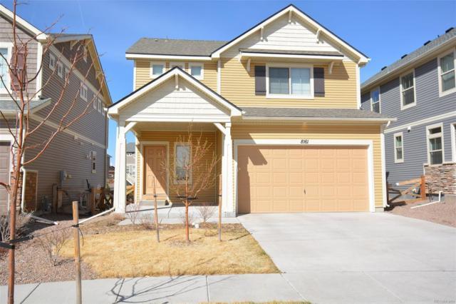 8161 Plumwood Circle, Colorado Springs, CO 80927 (#4865662) :: The Peak Properties Group