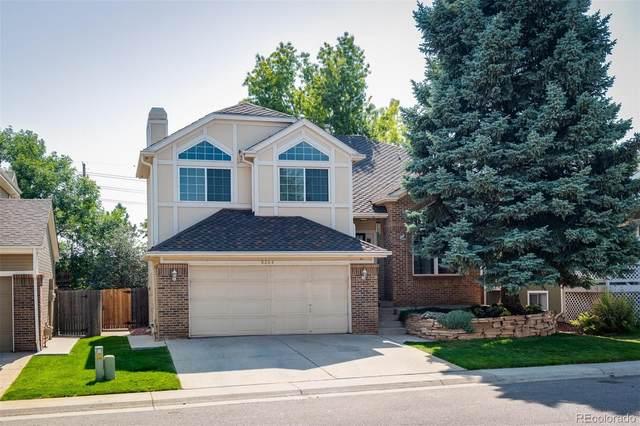 8264 S Ogden Circle, Littleton, CO 80122 (#4865807) :: Mile High Luxury Real Estate