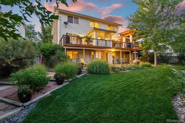 584 Old Stone Drive, Highlands Ranch, CO 80126 (MLS #4866021) :: 8z Real Estate
