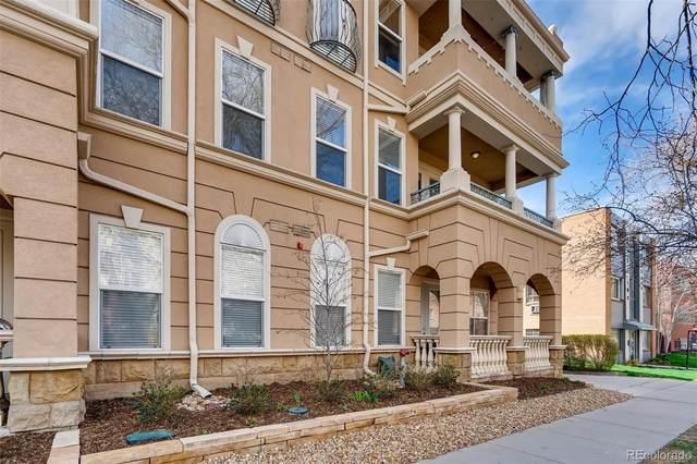 45 N Ogden Street #204, Denver, CO 80218 (MLS #4867080) :: 8z Real Estate