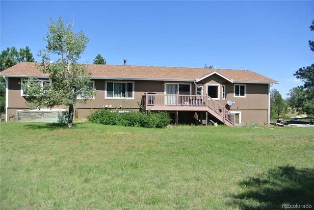 29495 County Road 93, Kiowa, CO 80117 (MLS #4867162) :: 8z Real Estate
