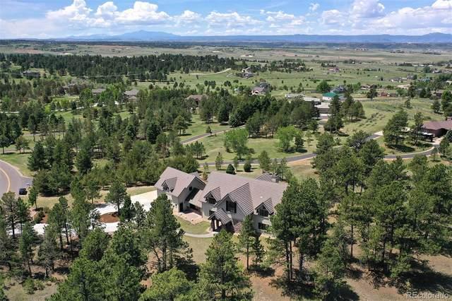 4891 Palmer Ridge Drive, Parker, CO 80134 (MLS #4867208) :: Kittle Real Estate