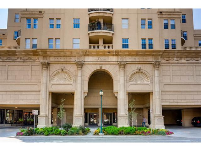 300 W 11th Avenue 18B, Denver, CO 80204 (MLS #4867237) :: 8z Real Estate