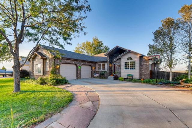 959 N Greeley Avenue, Johnstown, CO 80534 (#4867296) :: The Galo Garrido Group