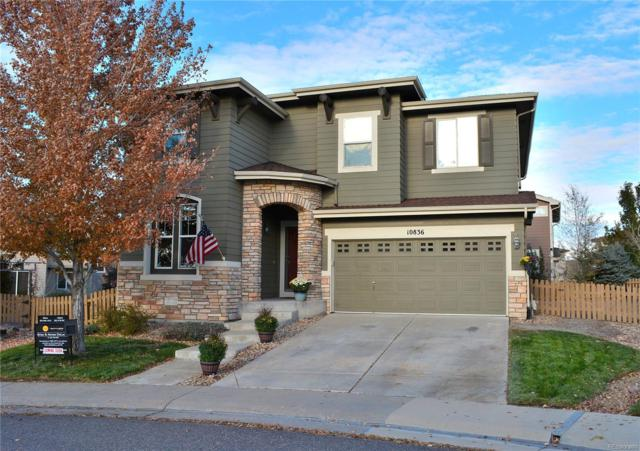 10836 Brooklawn Road, Highlands Ranch, CO 80130 (#4867420) :: Bicker Realty