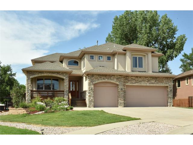 9441 W 63rd Place, Arvada, CO 80004 (MLS #4867546) :: 8z Real Estate