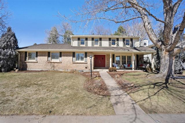 4915 E Lake Place, Centennial, CO 80121 (#4867624) :: Compass Colorado Realty