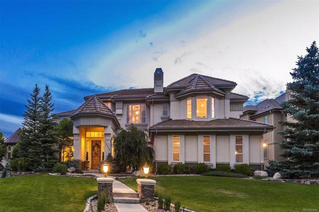 10275 Dowling Court, Highlands Ranch, CO 80126 (#4867836) :: The Heyl Group at Keller Williams