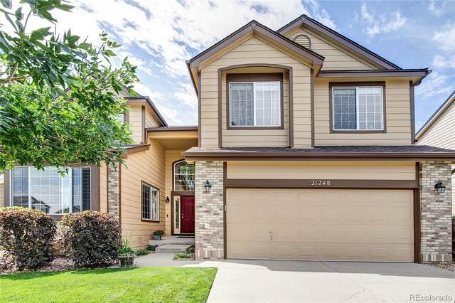 21248 Snowshoe Lane, Parker, CO 80138 (MLS #4868031) :: 8z Real Estate