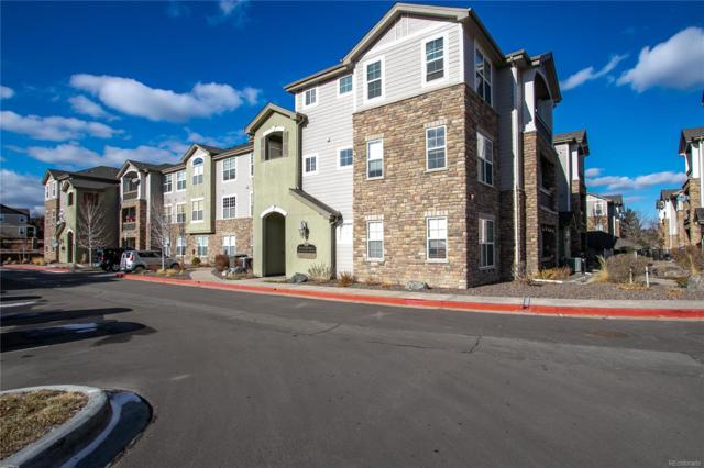 1560 Olympia Circle #305, Castle Rock, CO 80104 (#4868396) :: The HomeSmiths Team - Keller Williams