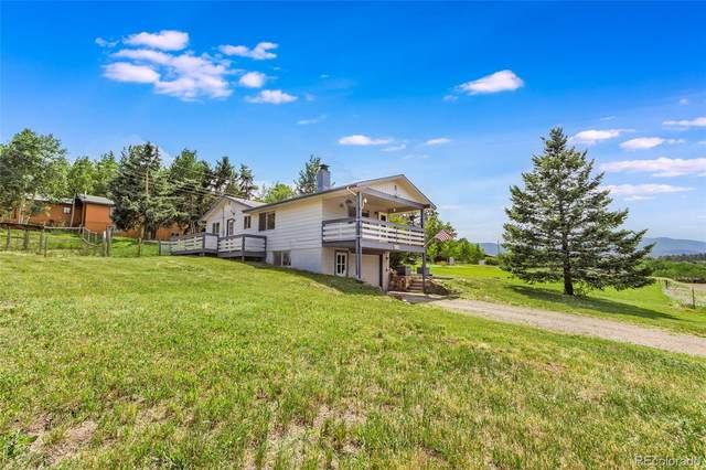 25736 Noah Avenue, Conifer, CO 80433 (#4868713) :: Finch & Gable Real Estate Co.