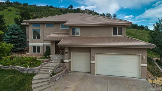 6324 Spotted Fawn Run, Littleton, CO 80125 (#4868923) :: Finch & Gable Real Estate Co.