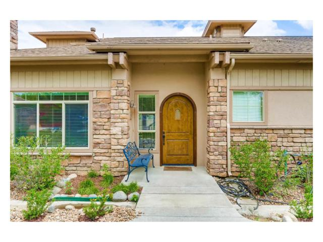 1340 Forest Park Circle #9, Lafayette, CO 80026 (MLS #4869043) :: 8z Real Estate