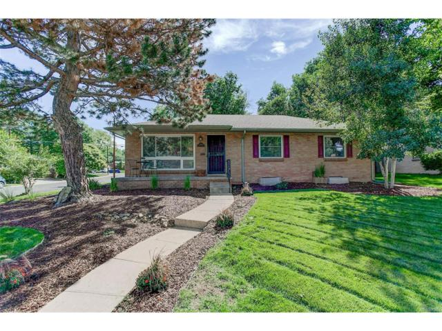2600 S Cherry Street, Denver, CO 80222 (MLS #4869212) :: 8z Real Estate