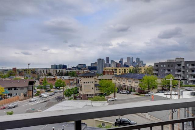 2899 N Speer Boulevard #405, Denver, CO 80211 (MLS #4869501) :: 8z Real Estate