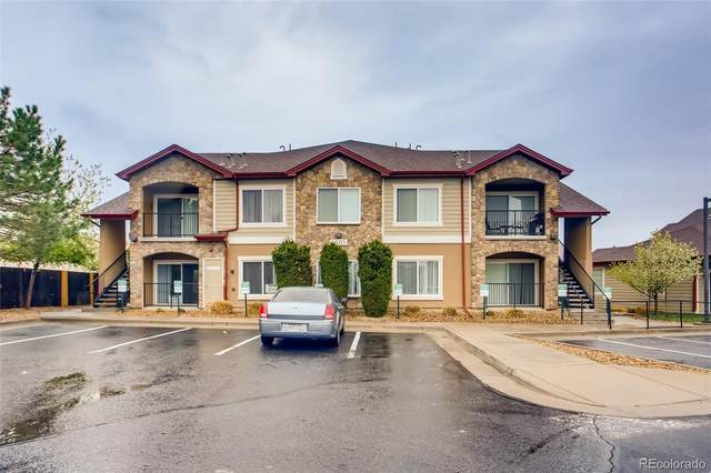 1601 Fraser Court #202, Aurora, CO 80011 (#4870414) :: Berkshire Hathaway HomeServices Innovative Real Estate