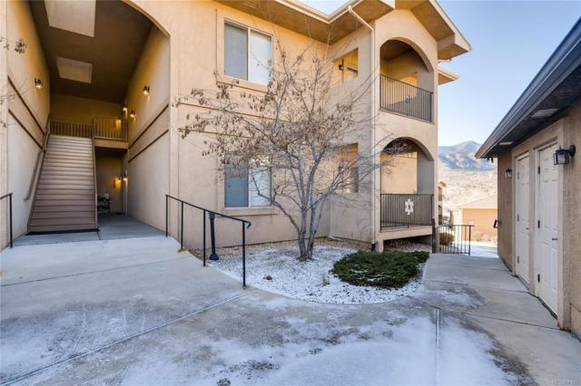 1655 Little Bear Creek Point #6, Colorado Springs, CO 80904 (#4870421) :: 5281 Exclusive Homes Realty