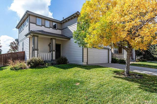 15982 Longford Drive, Parker, CO 80134 (#4870669) :: The FI Team