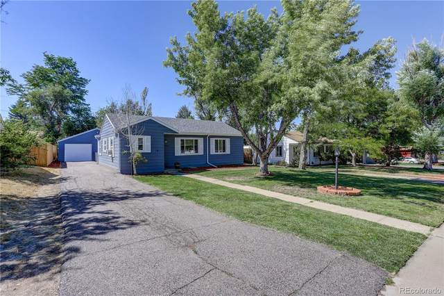 3443 S Eudora Street, Denver, CO 80222 (#4870992) :: Chateaux Realty Group