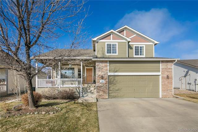 167 Snow Goose Avenue, Loveland, CO 80537 (MLS #4871051) :: Bliss Realty Group